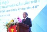 Phó Thủ tướng Trương Hòa Bình dự và phát biểu tại Diễn đàn Thanh niên khởi nghiệp 2018