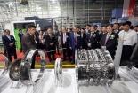 Hình ảnh mới nhất về nhà máy sản xuất động cơ máy bay ở Hòa Lạc