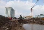 20.000 hộ dân Hà Nội đang rơi vào tình trạng thiếu nước sạch do vỡ đường ống nước