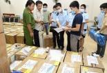 Gian nan hành trình chống buôn lậu hàng hóa