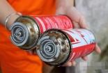 Cảnh báo nguy hiểm từ những bình gas mini giá rẻ