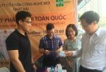 """Hà Nội: Sôi động """"Ngày hội sản phẩm hàng hóa vì người tiêu dùng 2019"""""""