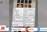 Nếu không có tem truy xuất nguồn gốc, hoa quả Việt hết đường sang Trung Quốc chính ngạch