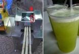 Mánh lừa 'ngọt lịm' của người bán nước mía theo lít