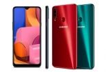 Chuẩn bị ra mắt với giá dưới 5 triệu đồng, Samsung Galaxy A20s có gì đặc biệt?