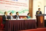 Thúc đẩy ứng dụng sản xuất nông nghiệp hữu cơ thông minh nâng cao giá trị nông sản Việt Nam