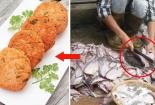 Thâm nhập lò sản xuất chả cá bẩn, kém chất lượng