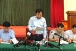 Công ty CP Đầu tư nước sạch sông Đà: 'Báo cáo cái gì khi chất lượng nước vẫn đảm bảo'?