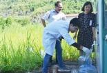 Các mẫu nước sạch sông Đà tiếp tục đạt quy chuẩn