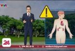 Những vị trí không nên để điện thoại gần cơ thể