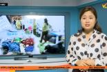 QLTT Hà Nội phát hiện cơ sở cắt nhãn quần áo Trung Quốc gắn nhãn Việt Nam
