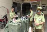 Lạng Sơn: Phát hiện bắt quả tang các vụ vận chuyển hàng hóa không rõ nguồn gốc
