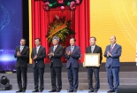 Kỷ niệm 60 năm thành lập Bộ KHCN đón nhận Huân chương Lao động hạng Nhất