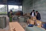 Phát hiện 137 kiện hàng xuất xứ Trung Quốc không hóa đơn chứng từ