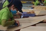 Hàn Quốc điều tra chống bán phá giá với gỗ dán Việt Nam