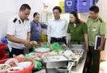 Hà Nội: Kiếm tra việc thực hiện quy định ATTP tại các lễ hội