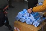 Hà Nội: Công an thu giữ lô khẩu trang y tế có biểu hiện tích trữ để bán ra nước ngoài
