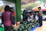 Khó khăn tiêu thụ nông sản giữa mùa dịch corona