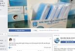 Cảnh giác với thông tin bán khẩu trang trên mạng xã hội
