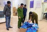 Tạm giữ lô hàng 300 chiếc thẻ đeo diệt Virus nhập lậu tại Hà Nội