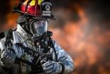Thiết bị bảo vệ lính cứu hỏa sử dụng trí tuệ nhân tạo