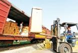 Thúc đẩy xuất khẩu nông sản bằng đường sắt