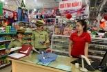 Tạm giữ hàng hóa có dấu hiệu giả mạo nhãn hiệu tại Hà Giang