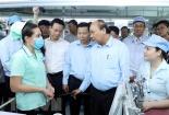 Thủ tướng đối thoại với công nhân