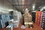 Bắt giữ kho hàng lậu cực lớn 10.000m2 giữa trung tâm thành phố Lào Cai