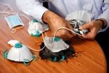 Đột phá khẩu trang có thể tự diệt khuẩn và tái sử dụng