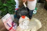 Thu giữ hàng triệu khẩu trang và gang tay y tế tái chế
