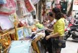 Đìu hiu thị trường sắm lễ rằm tháng 7