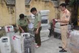 Bắt giữ lô hàng điện tử, điện lạnh không rõ nguồn gốc