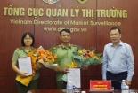 Tổng cục QLTT chính thức có Chánh Văn phòng và Cục trưởng Cục Nghiệp vụ QLTT