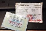 Cảnh giác 'ma trận' xe gian và giấy tờ giả vì ham của rẻ