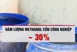 Lỗ hổng trong giám sát cơ sở sản xuất rượu ở Kim Động, Hưng Yên