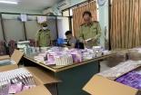 Phát hiện hàng trăm nghìn đơn vị thuốc trôi nổi chuẩn bị đến tay người tiêu dùng