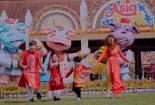 Công viên Châu Á – Asia Park tại Đà Nẵng tưng bừng ngàn trải nghiệm dịp năm mới 2021