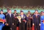 Lễ trao Giải thưởng Chất lượng Quốc gia: Tôn vinh doanh nghiệp Việt