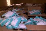Hà Nội: Thu giữ gần 1 vạn khẩu trang nhập lậu