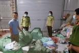 Bắt giữ hàng nghìn áo chống nắng có dấu hiệu giả mạo thương hiệu đã được bảo hộ