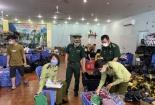 Bắt giữ kho hàng chứa quần áo, thực phẩm, mỹ phẩm nhập lậu tại Quảng Ninh