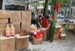 Hà Giang: Thu giữ số lượng lớn thực phẩm không rõ nguồn gốc