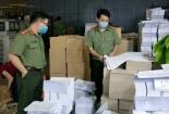 Hà Nội: Phát hiện 2 xưởng in lậu hàng chục nghìn cuốn sách giáo khoa