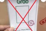 Cảnh báo tình trạng rao bán thẻ đi đường giả có Logo, con dấu của Grab