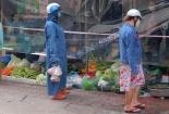Giá hàng hóa tại chợ dân sinh tăng