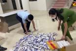 Phát hiện lượng lớn thuốc điều trị Covid-19 nghi nhập lậu từ Trung Quốc