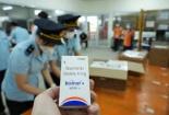 Bắt giữ hơn 60 nghìn viên thuốc điều trị COVID-19 'ngụy trang' dưới vỏ bọc thực phẩm
