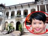 Gia thế 'khủng' của em họ vợ Thanh Bùi - chủ nhân biệt thự 700 tỷ ở Sài Gòn