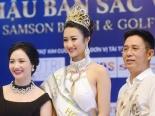 Cận cảnh vẻ đẹp quyến rũ của mẹ tân Hoa hậu Bản sắc Việt Trần Thu Ngân